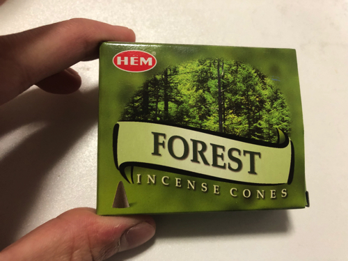 HEM社のFOREST(フォレスト)香