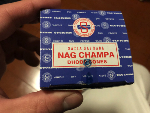 ナグチャンパのパッケージ